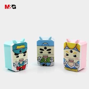 Image 3 - M & G qualité kawaii bande dessinée modèle mécanique taille crayon pour fournitures scolaires mignon taille crayon bureau papeterie cadeau pour les filles
