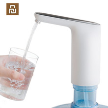 YOUPIN 3 חיים אוטומטי מים משאבת מיני מגע & בוטון מתג אלחוטי נטענת חשמלי Dispenser עם כבל USB