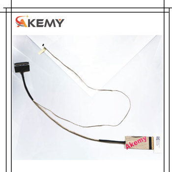 Akemy New Laptop Cable For Asus A455L A455 K455 X455 X455L K455L F455L X455LD W491L X454L X455LJ X455LF Y483L LCD LVDS CABLE image