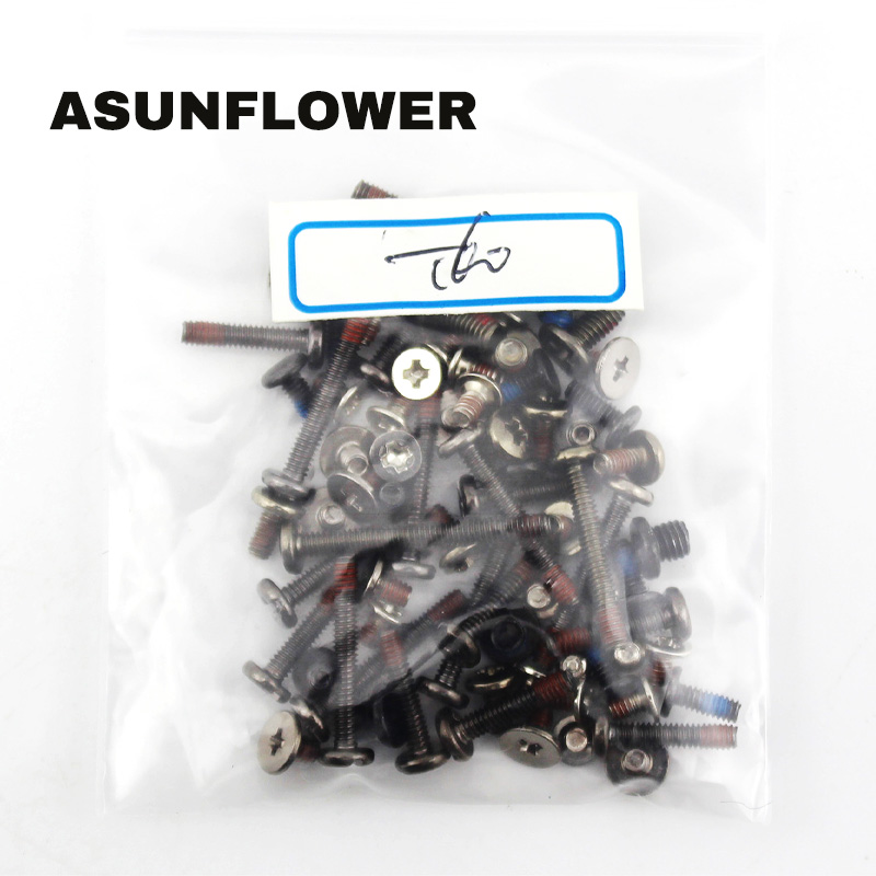 A Set of Screw for Lenovo IBM <font><b>Thinkpad</b></font> T60 T60P Series Laptop <font><b>Notebook</b></font> image