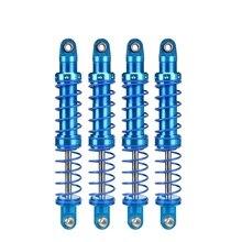 Oil Adjustable 80mm 90mm 100mm 110mm 120mm Metal Shock Absorber Damper for 1/10 RC