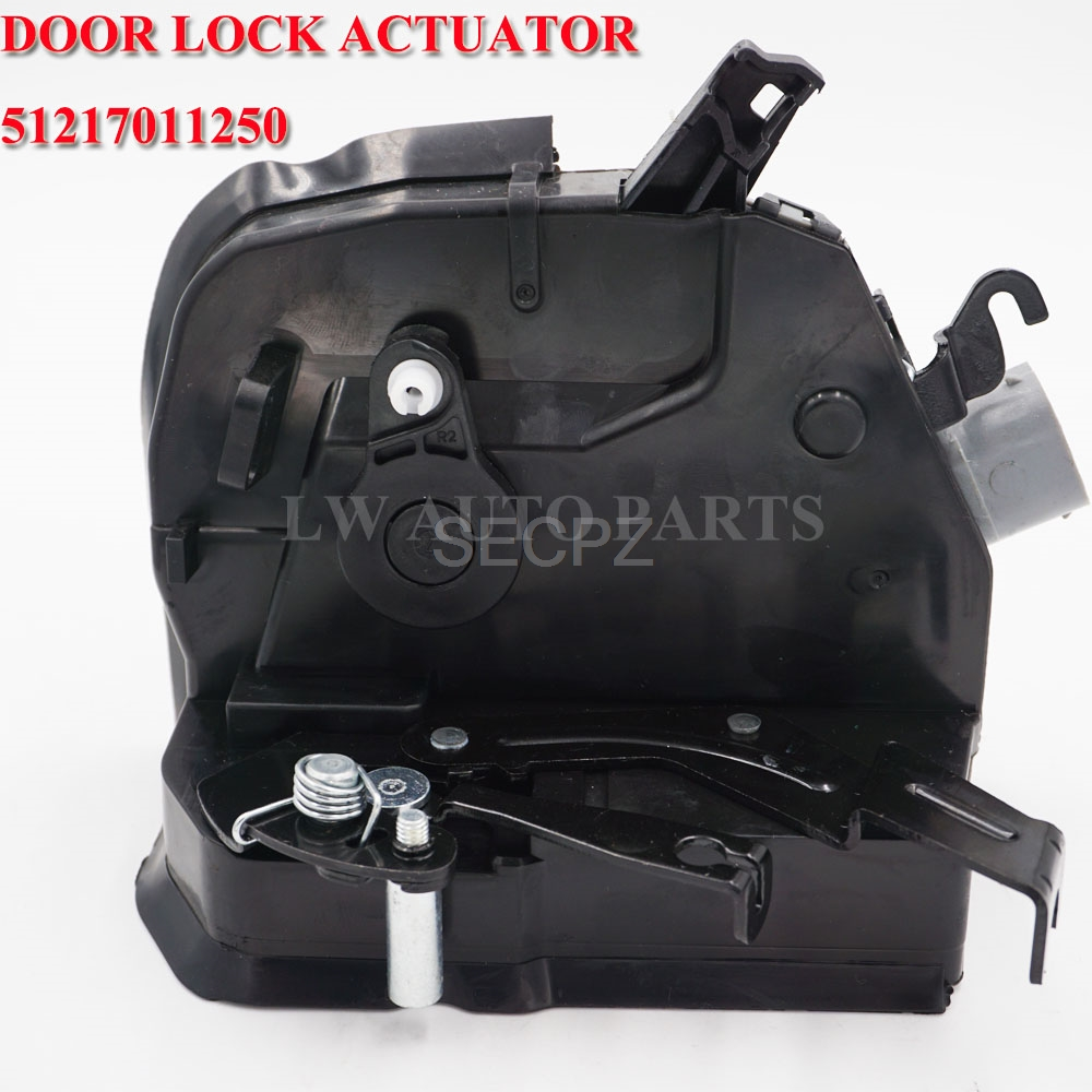 for BMW E46 325Ci 323Ci 328ci 330ci m3 Front right Driver Door Lock Actuator Locks Mechanism 51217011250 / 512 170 11250 image