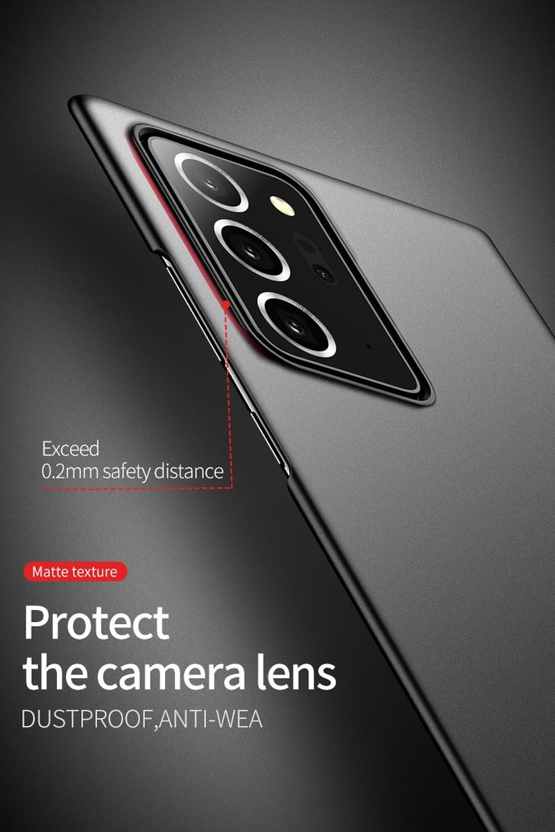 Samsung Galaxy Note 20 Ultra Slim Protective Case