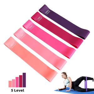 Workout-Equipment Rubber Resistance-Band Exercise Training Fitness Sport Gym Crossfit