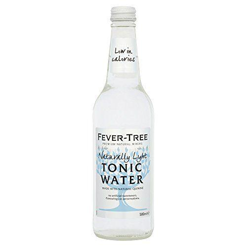 Fever-Tree Naturally Light Tonic Water, 16.9 Oz