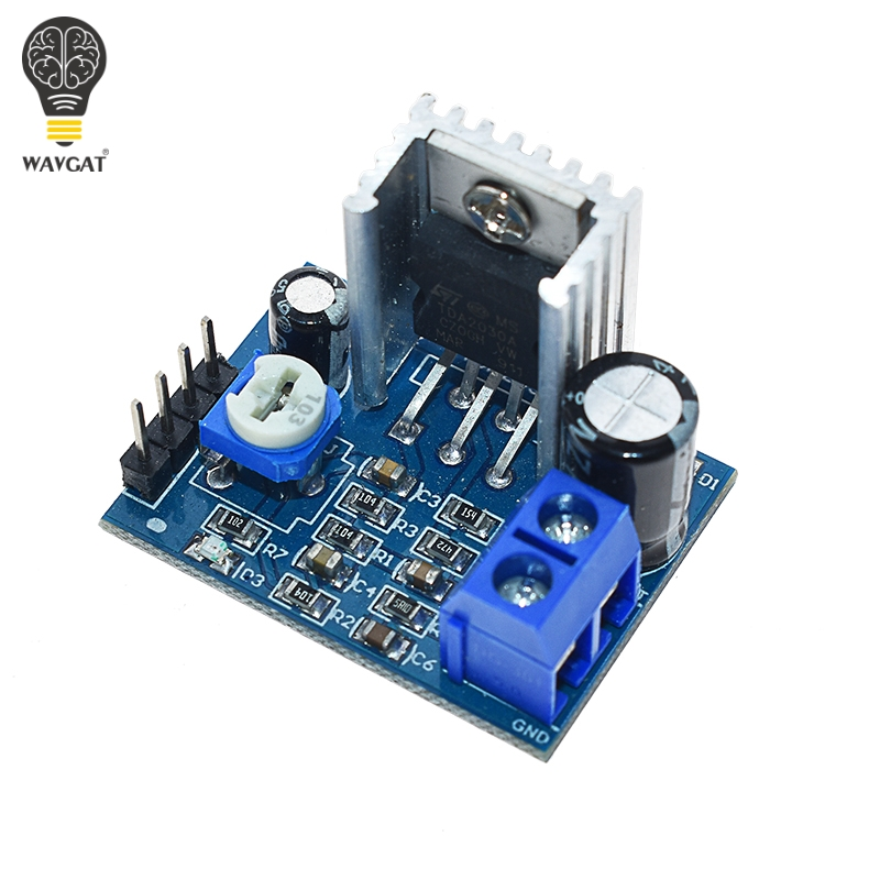 TDA2030 Module Power Supply TDA2030 Audio Amplifier Board Module TDA2030A 6-12V Single