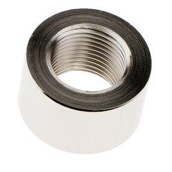 2x304 O2 czujnik tlenu ze stali nierdzewnej nakrętka wydechowa M18 x 1.5mm|Części montażowe|   -