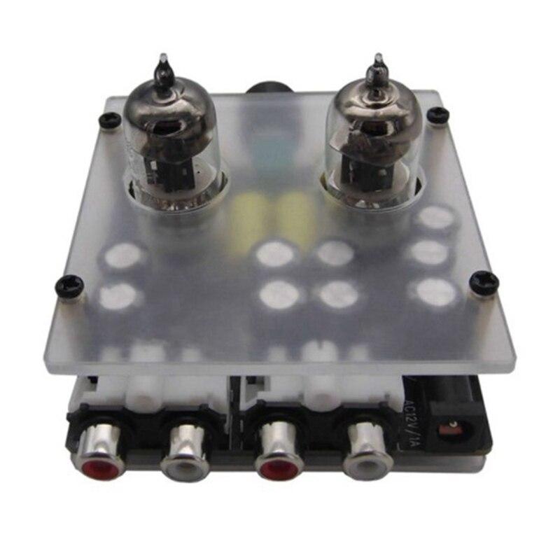 6j3 tubo de vácuo preamp placa amplificador