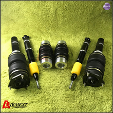 Air suspension kit /For S3/ coilover +air spring assembly /Auto parts/chasis adjuster/ air spring/pneumatic air suspension kit for peugeot 308 coilover air spring assembly auto parts chasis adjuster air spring pneumatic