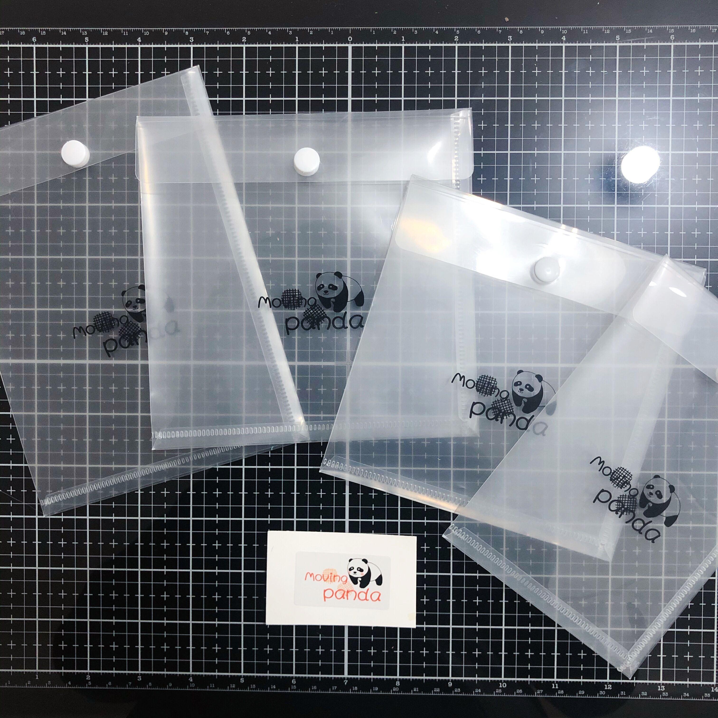 Metal Cutting Dies And Stamps Gathering Bag Resealable DIY Scrapbooking Paper Cards Embossing Cut Dies