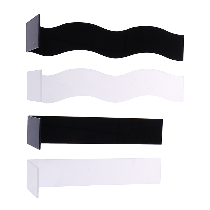HOT Headwear Rack Jewelry Dislay Stand L Shape / S Shape Headwear Display Stand Hair Accessories Holder