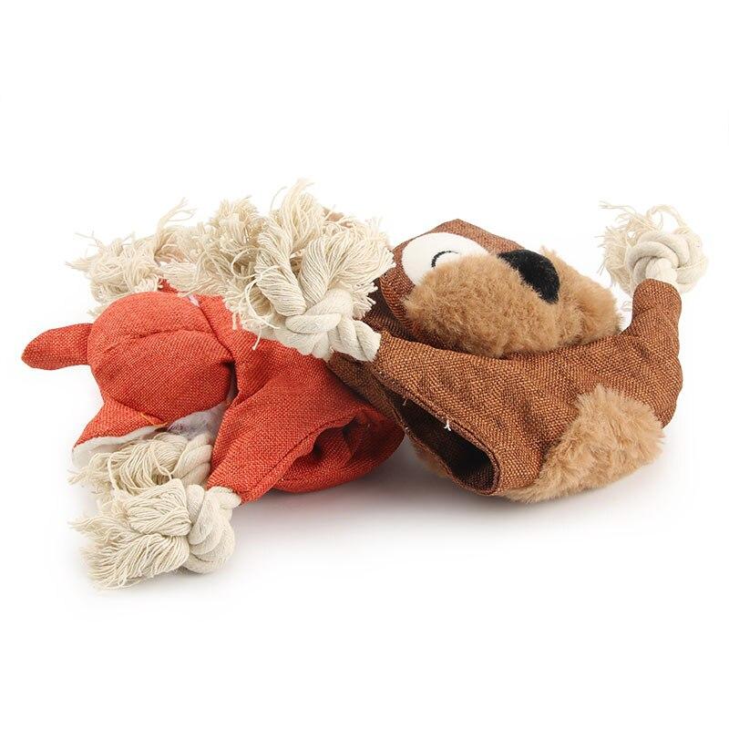 Плюшевая игрушка-кальмар для собак, мягкая плюшевая игрушка для домашних животных, краб, жевательная игрушка для щенка, пресс со звуком, пищащие игрушки для собак, различные игрушки-2