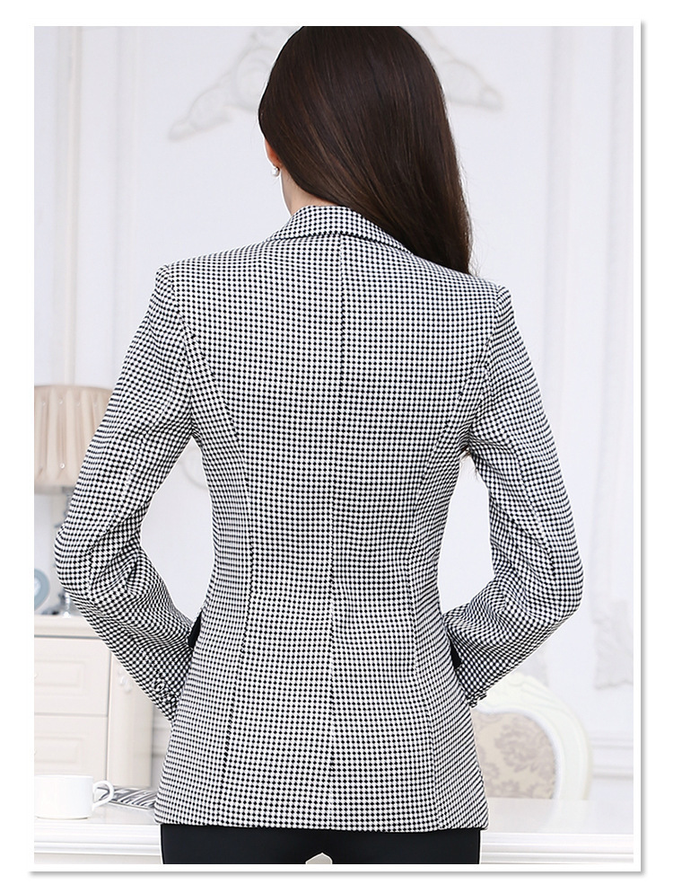 2020 Basic Jacket Blazer Women Suit New Korean Slim Ladies Autumn Plus Size Jacket Women Coat Casual Blazer Female LX499