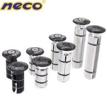 Neco Bike Headset Stem-Top-Cap Fork Steerer Compression-Plug-Nut-Compressor-Expansion