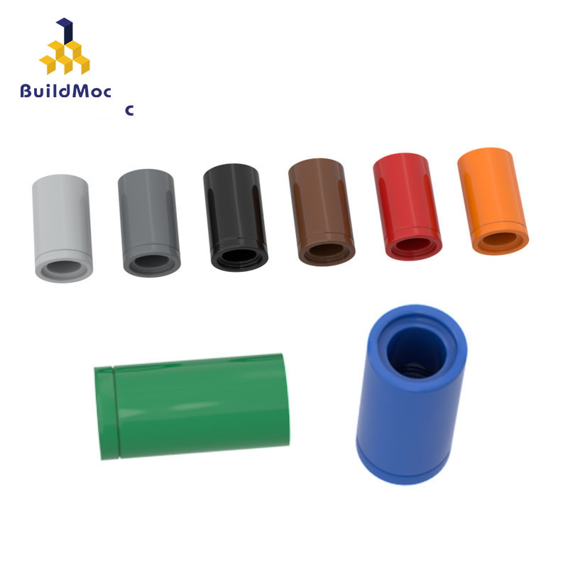 BuildMOC Compatible Assembles Particles 75535 1x1x2 High Bucket Building Blocks Parts DIY LOGO Educational Gift Toys