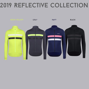 2019 New arrive SPEXCEL Winter Reflective Thermal fleece Cycling Jersey long sleeve Cycling clothing road mtb bicycle set(China)