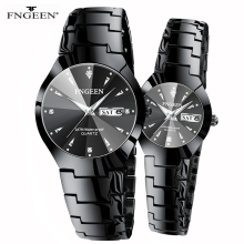 Luxury Brand FNGEEN Men Watch Women Watches Fashion Steel Wr