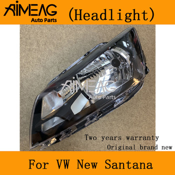 Made for the new Santana headlight assembly, original quality volkswagen 13 models, black background far and near light