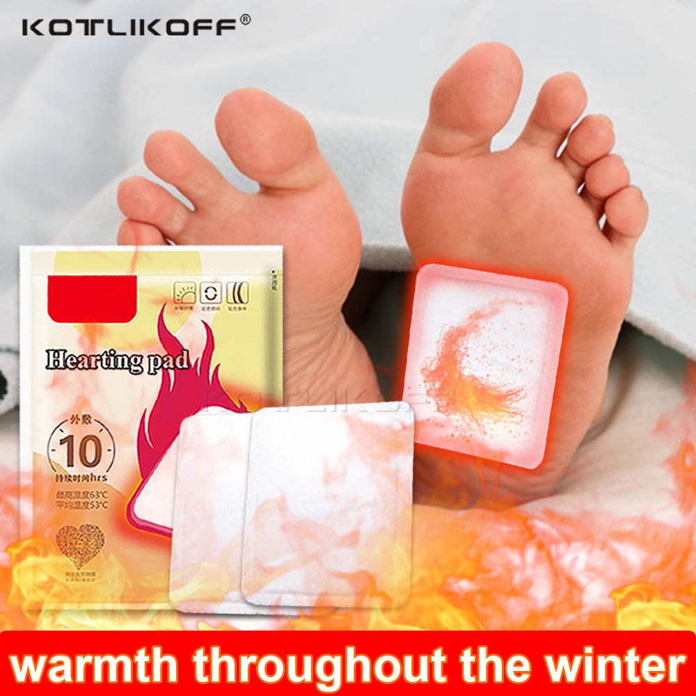 Self-heating Insole Heating Baby Warm Foot Paste Hot Post Winter Breathable Warm Foot Insoles Warm Insole Heated Insole Inserts