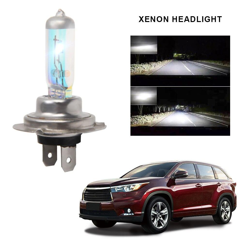 H7 Halogen Headlights Bulb 12v 100w Car Lights Headlight Super Bright Fog Halogen Bulb Car Accessories Auto Lamp