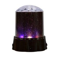 Светодиодный ночник звездное небо Волшебная Звезда Луна планета Космос проектор лампа Вселенная декоративная лампа для любимой, подруги Детский Рождественский подарок