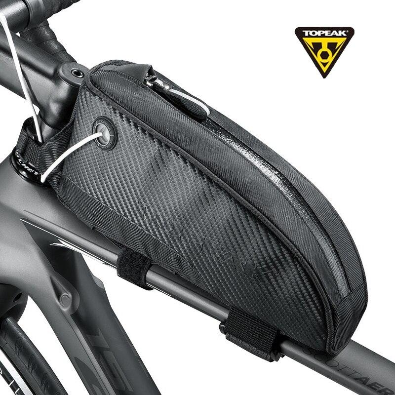 TOPEAK Aero cale sac de siège de vélo Pack de selle étanche vélo queue sac arrière étendre Volume sac de vélo TC2296B