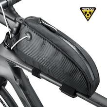 TOPEAK Aero клиновидная велосипедная сумка для сиденья, седельный пакет, водонепроницаемая задняя Сумка для велосипеда, Увеличивающая Объем, ве...