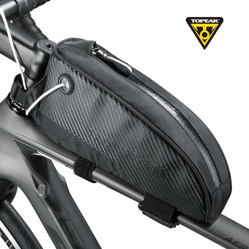 Which Bike Seat Bag Fits My PHONE? | Topeak Aero Wedge Medium vs. Large -  YouTube