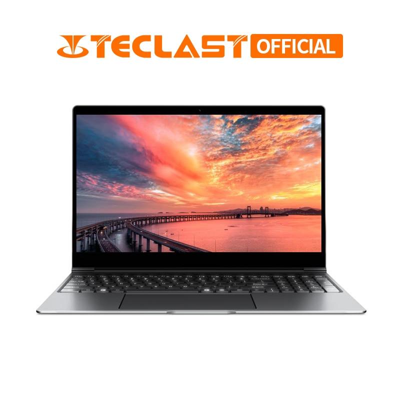 Teclast F15 Laptop 15.6 polegada 1920x1080 OS Intel Janelas 10 N4100 Quad Core 8GB de RAM 256GB SSD HDMI Notebook 6000mAh