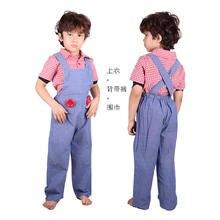 Костюмы для детей Забавный костюм косплея Милая нарядное детское