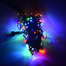 twinkling 10m 100LEDs festival lighting chain outdoor LED string light diwali holiday decorations