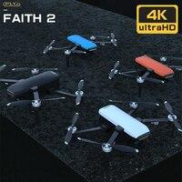 CFLY Glauben 2 Drone 4K GPS HD Luftaufnahmen Drone 3-Achsen Gimbal Quadcopter 35min Flug RC 5KM Gamera Berufs Drohne Neue