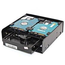 Bevigac 5.25 cala do 3.5 cala 2.5 cala HDD SSD dysk twardy uchwyt montażowy Adapter konwerter taca uchwyt akcesoria wewnętrzne