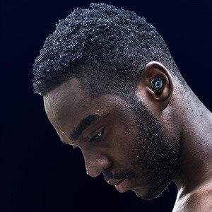 Image 4 - Настоящие беспроводные наушники T1, Bluetooth наушники Премиум звук со светодиодным индикатором/Smart Touch/микрофон/водонепроницаемый/ремешок
