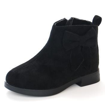 2019 בנות מרטין מגפי עור נעלי ספורט עבור בנות ילדי מגפיים חמים אופנה רך תחתון נסיכת שלג מגפי ילדים סניקרס