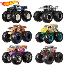 Hot Wheels – Monster Trucks 1:64, 2 pièces, jouets pour garçons, Collection originale