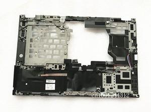 Image 4 - Nouveau Palmrest boîtier supérieur clavier lunette avec touchpad bouton haut parleur câble pour Lenovo Thinkpad T430S ordinateur portable 04W3496 04X4612