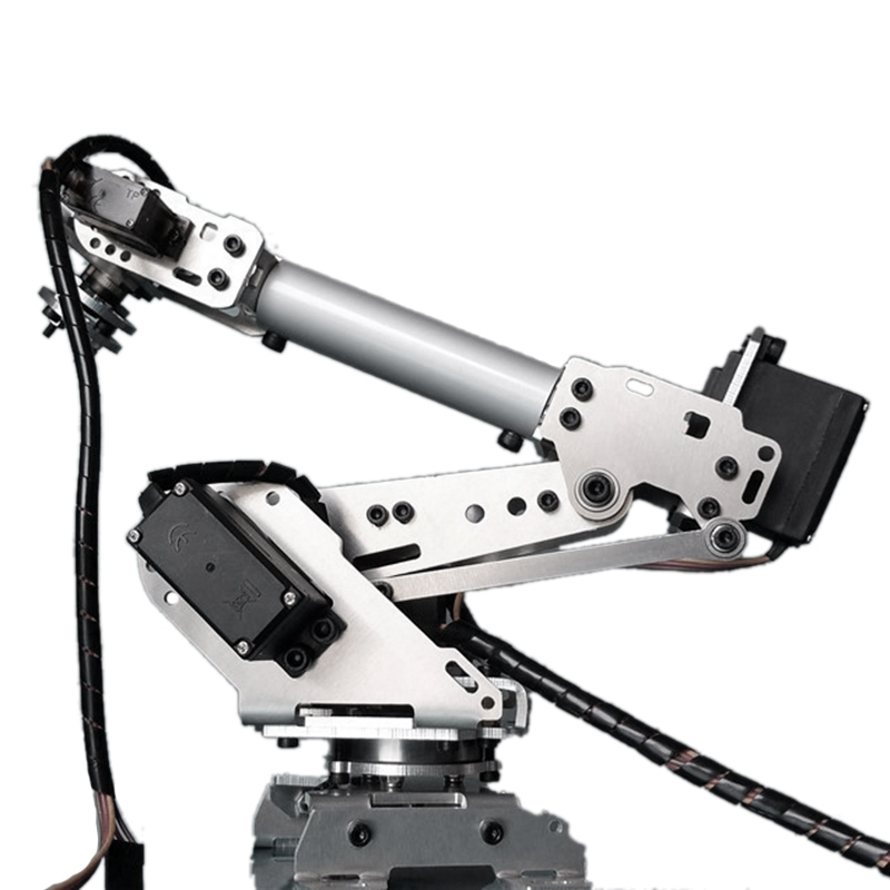 Mechanical Arm Arm 6 Freedom Manipulator Abb Industrial Robot Model Six Axis Robot|Parts & Accessories| |  - title=