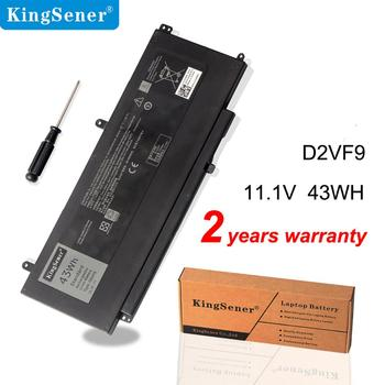 KingSener D2VF9 Laptop Battery For Dell Inspiron 15 7547 7548  For Vostro 14 5000 5459 0PXR51 0YGR2V P41F P68G 4P8PH PXR51 43WH original battery cable wire line for dell vostro 5370 v5370 inspiron cn 0hy6hw hy6hw 0hy6hw