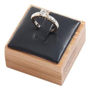Модные кольца браслет ювелирные изделия Дисплей стенд держатель Показать Чехол Органайзер Чехол Коробка