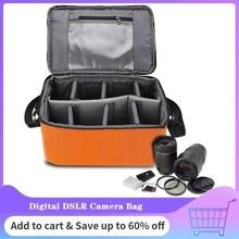 Multi-functional Camera DSLR Backpack Waterproof Camera lens Case for Nikon for Canon