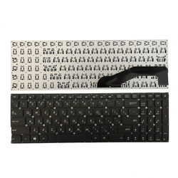 Rosyjskim laptopa klawiatura do asus X540 X540L X540LA X544 X540LJ X540S X540SA X540SC R540 R540L R540LA R540LJ R540S R540SA RU w Zamienne klawiatury od Komputer i biuro na
