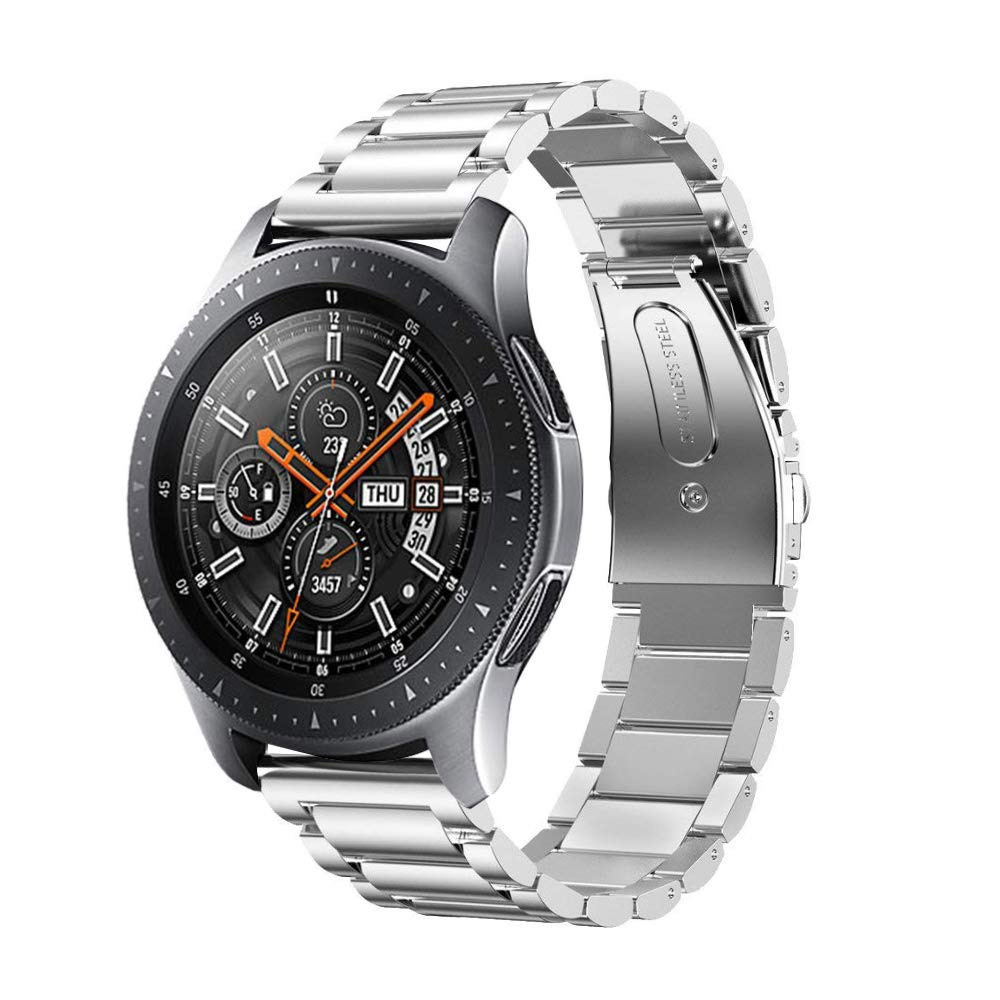 Bracelet for Samsung Galaxy watch 46mm 42mm high quality stainless steel wristband strap metal band for Samsung Gear S3 Frontier