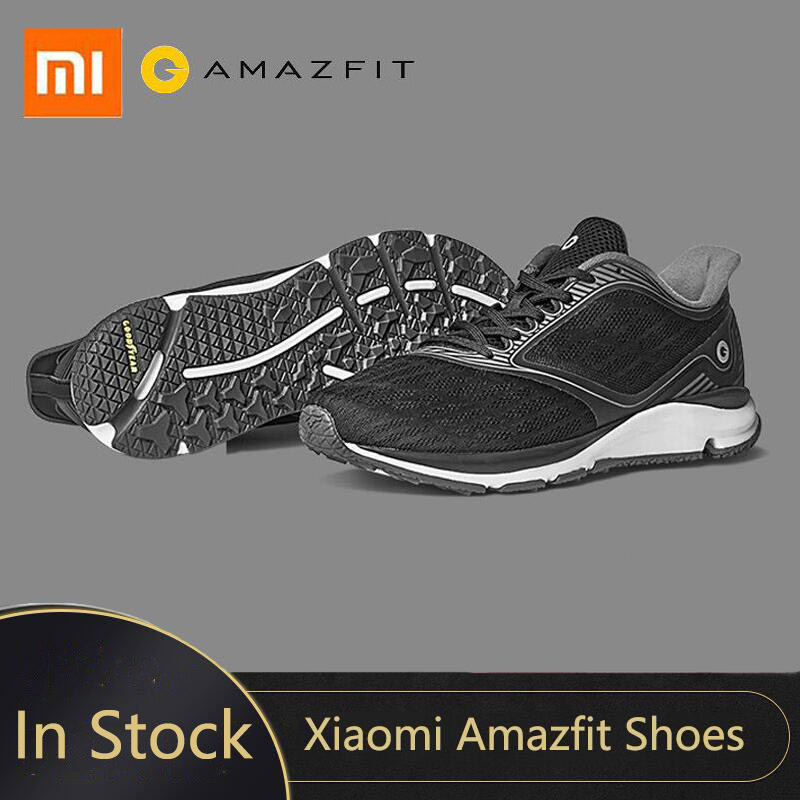 Original Youpin Antelope Light Sport Shoes Outdoor Sports Goodyear Rubber Breathable Sneakers Pk Mijia 2 Smart Home