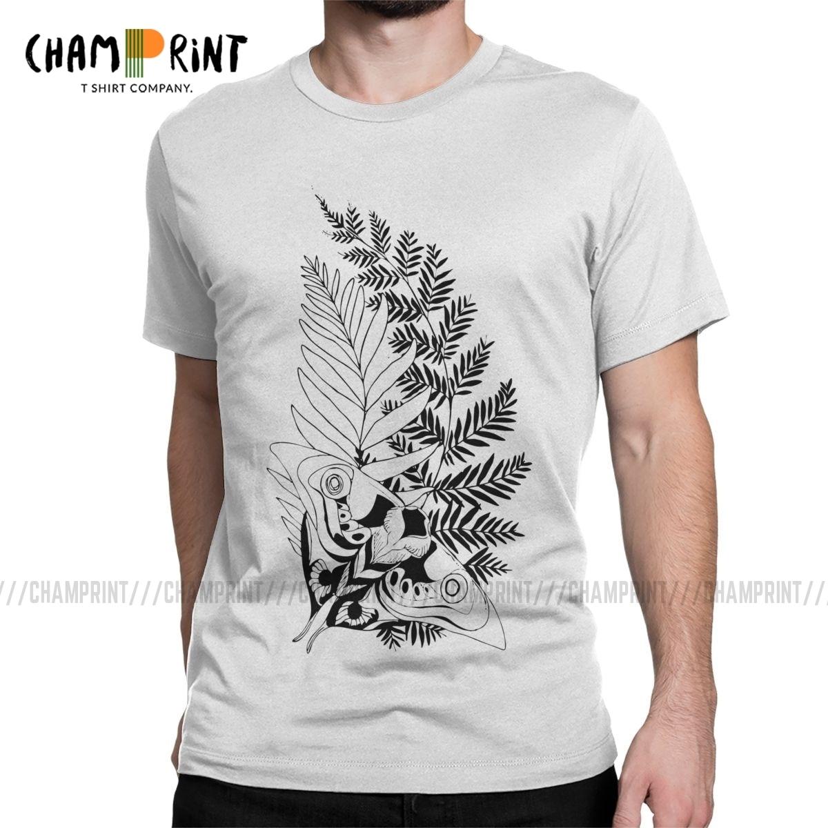 Men The Last Of Us Ellie Joel Game T Shirt Pure Cotton Clothes Funny Short Sleeve Crewneck Tees Plus Size T-Shirt