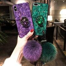 Luxury Glitter Case For Xiaomi Redmi Note 7 Cover 8 On 6 Pro K20 7A Go S2