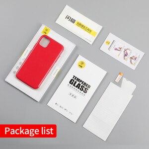 Image 5 - Мягкий силиконовый чехол SmartDevil для iphone 7, 8 Plus, X, XS, 11 Pro, Max, защита экрана из закаленного стекла, полностью покрытый чехол в подарок