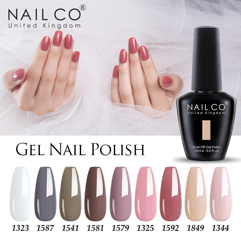 NAILCO, 131 цветов, Полупостоянный Гель лак для ногтей, Зимняя серия, светодиодный лак для дизайна ногтей, отмачиваемый, серия, маникюрный Гель лак, блеск|Гель для ногтей|   | АлиЭкспресс