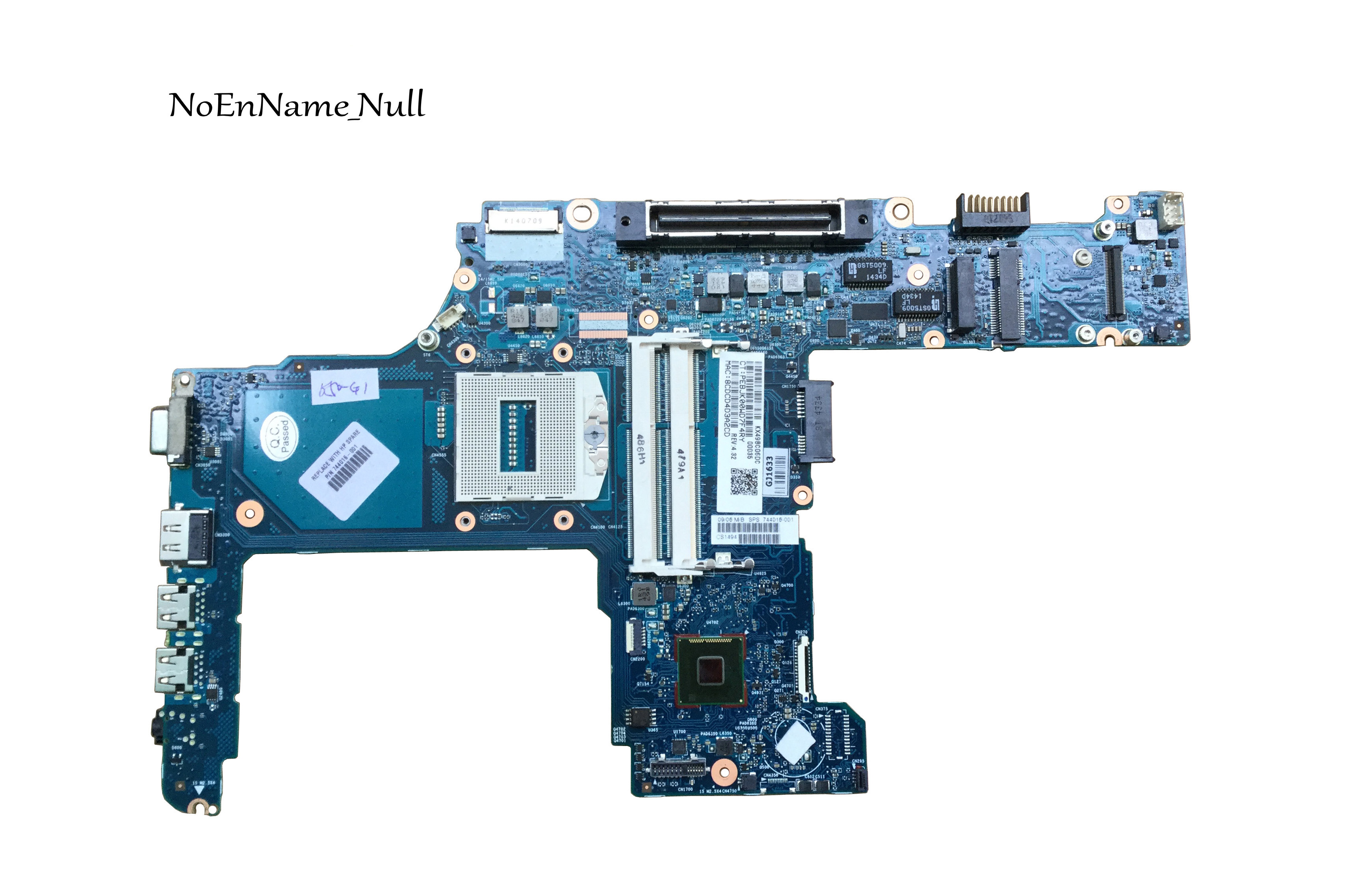 744016-001 744016-501 744016-601 FOR HP Probook 650 G1 640 G1 Laptop Motherboard HM87 GM 6050A2566301-MB-A03 ,100% Tested !