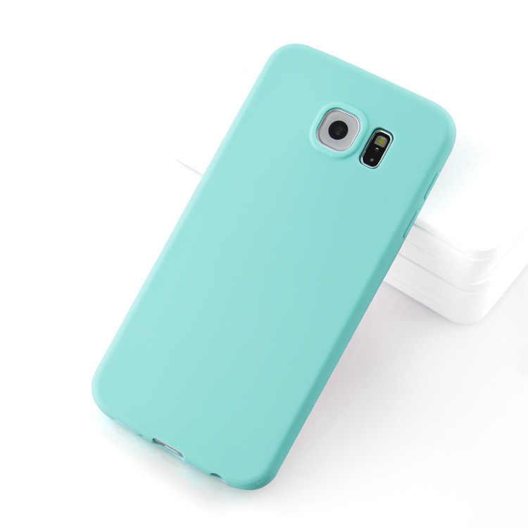 Чехол для samsung Galaxy Note8 Note9 S10 E S9 S8 плюс S7 S6 край A3 A5 A7 2016 2015 J3 J5 J7 рro рrime 2017 мягкий термополиуретановый чехол для телефона из термополиуретана